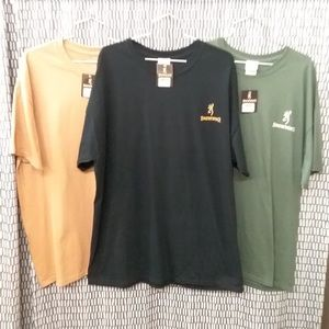 Browning NWT T's